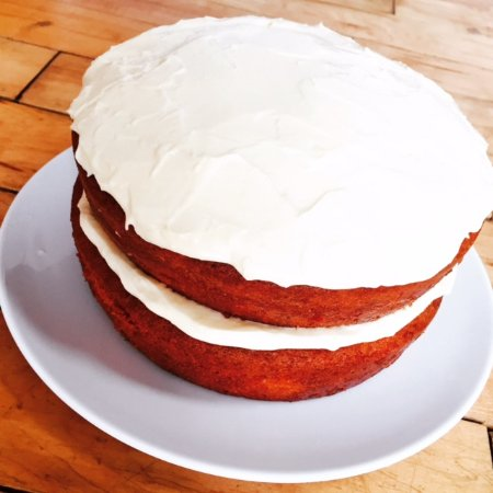 Garvagh, UK: Carrot Cake