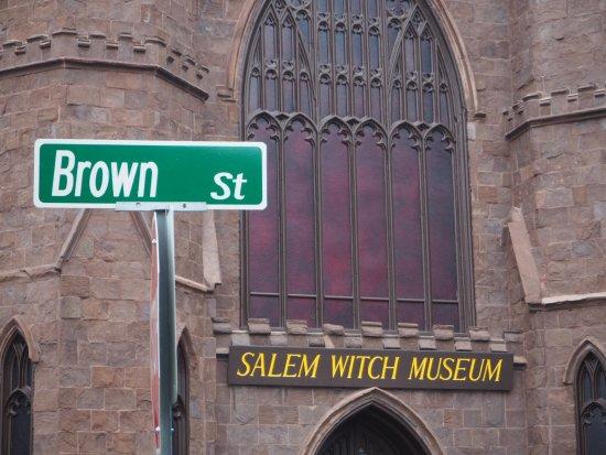 Salem Witch Museum: Museum ???