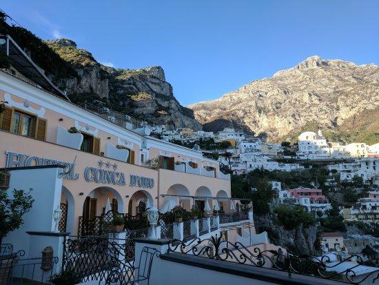 Hotel Conca d'Oro Positano: IMG_20170917_170600_large.jpg
