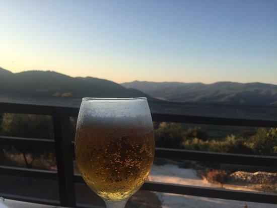 Avdou, Greece: het uitzicht
