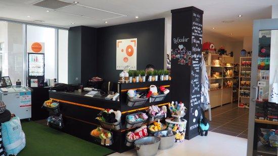 Peregian Beach, Australië: The store counter