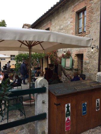 La bottega di cacio bagno vignoni restaurant reviews phone number photos tripadvisor - Bagno vignoni tripadvisor ...
