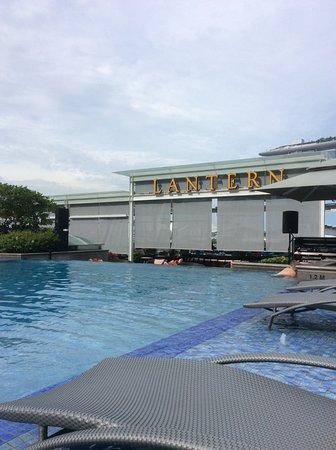 The Fullerton Bay Hotel Singapore Aufnahme