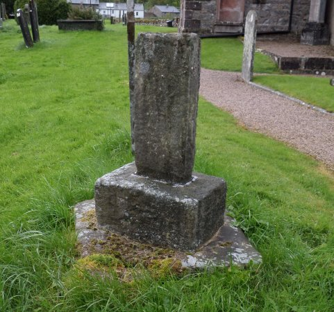 Ravenstonedale, UK: The old cross shaft