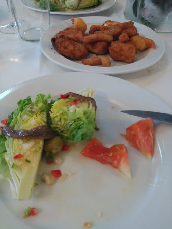 Olave, Spanien: Buena relación calidad precio
