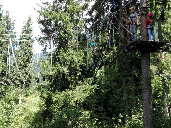 Kletterwald Garmisch-Partenkirchen