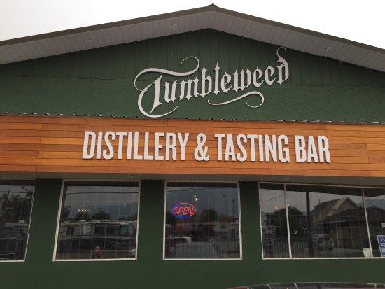 Tumbleweed Spirits