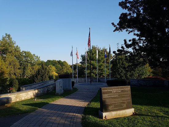 ‪Greater Rochester Vietnam Veterans Memorial‬