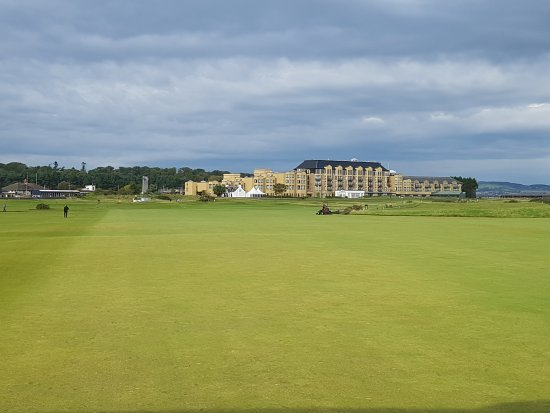 Fairways of St Andrews-billede