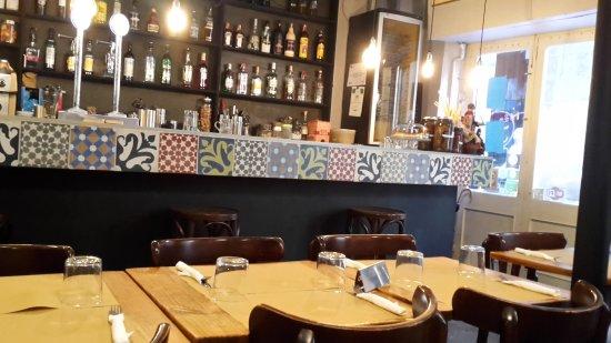 Carabassa restaurant barcelona coment rios de - Restaurant umo barcelona ...