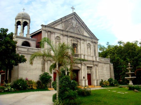 Club Balai Isabel: Chapel dedicated to St. Joseph and Blessed Mary
