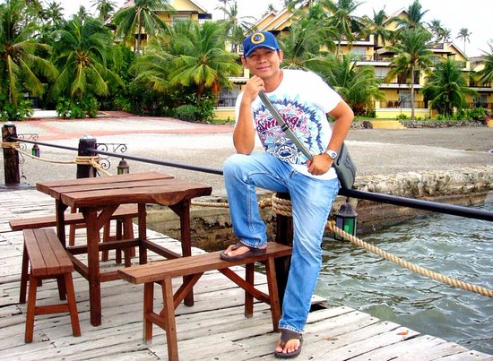 Me at Club Balai Isabel in Talisay, Batangas