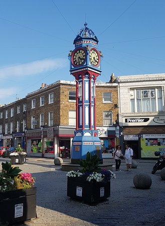 Sheerness, UK: Clock Tower