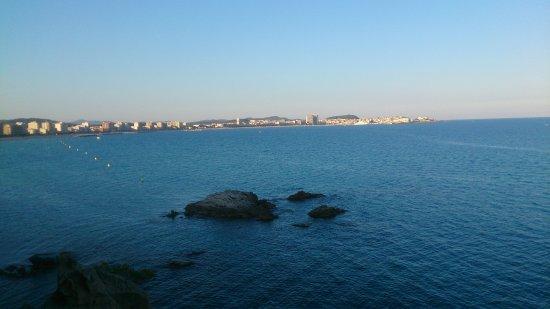 S'Agaro, Espanha: uitzicht