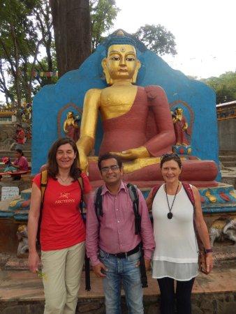Kathmandu Valley, Nepal: Swayambhu (aka Monkey Temple), Kathmandu