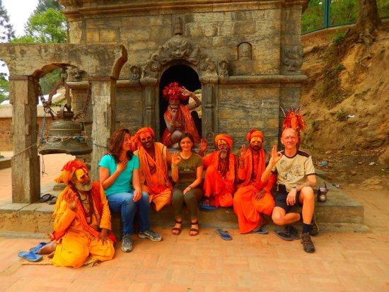 Kathmandu Valley, Nepal: Pashupatinath Temple, Kathmandu