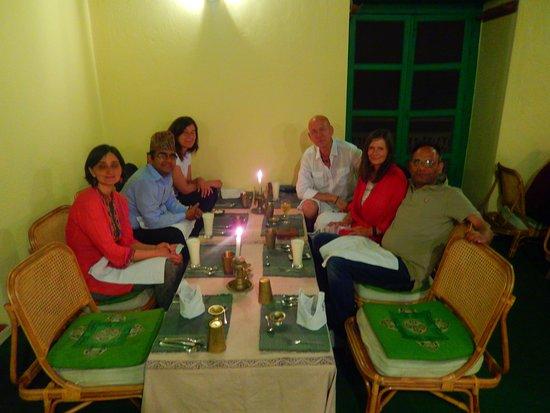 Kathmandu Valley, Nepal: Farewall dinner in Kathmandu