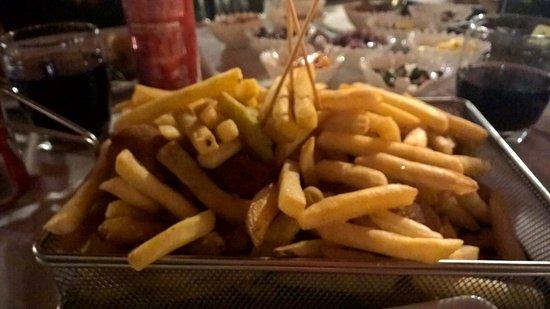 Mascalucia, Italy: Misto fritto