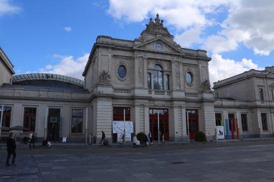 Leuven Train Station : photo0.jpg