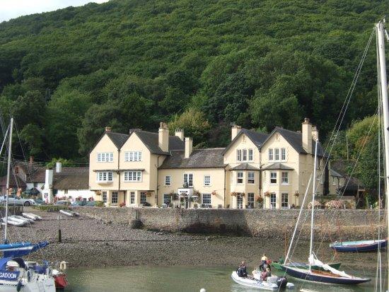 Porlock Weir, UK: Beautiful Location