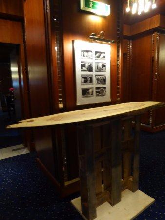 AC Hotel Innsbruck: Décorations