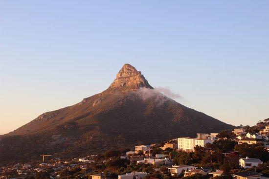 Atlanticview Cape Town Boutique Hotel: View of Lions Head