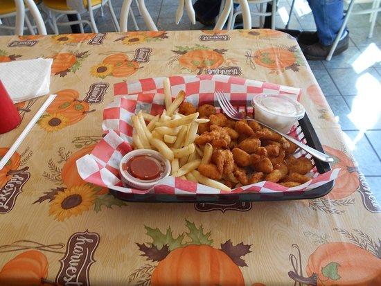 Dowagiac, MI : Shrimp basket