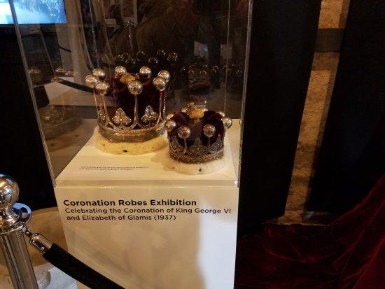 Glamis, UK: Coronation Exhibition