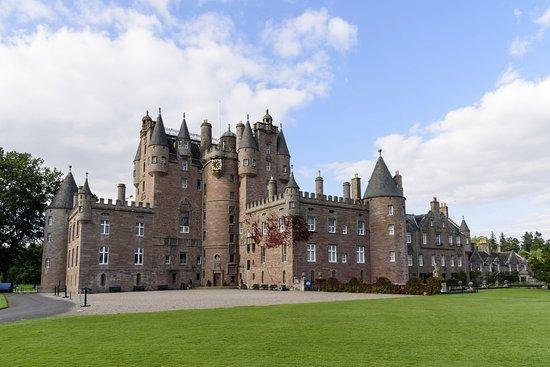 Glamis, UK: The castle