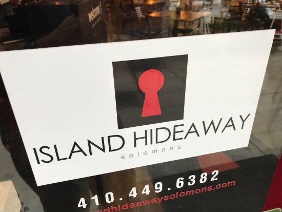 Solomons, Мэриленд: Island Hideaway!!