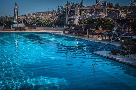 Alacati Kapari Hotel : a great place to relax