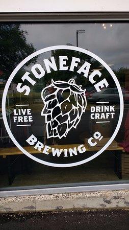 Newington, NH: stoneface