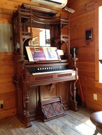 Daufuskie Island, SC: Organ