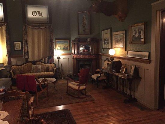 Buffalo, WY: Lounge