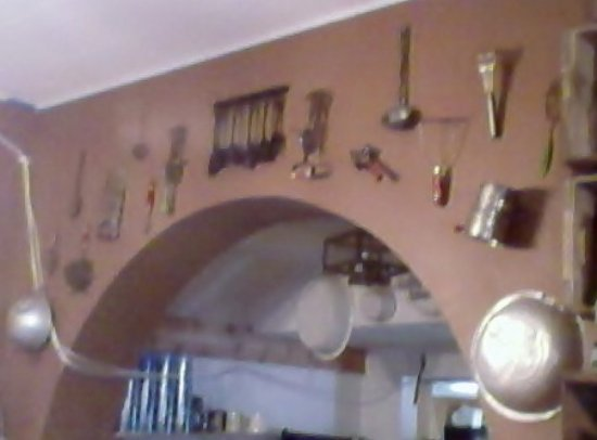 Grayson, KY: old kitchen implements