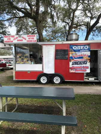Brooksville, Floride : Jennie's kitchen