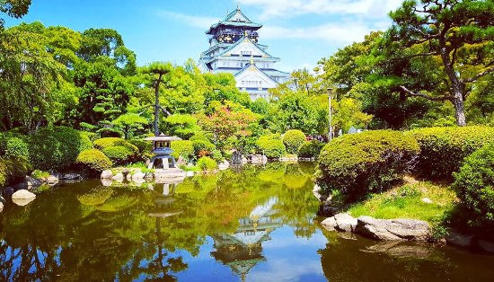 Osaka Slottspark