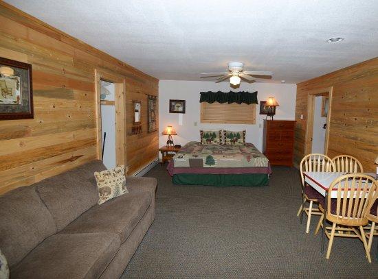 Grand Lake, Kolorado: Western Riviera Medium Courtyard Cabin
