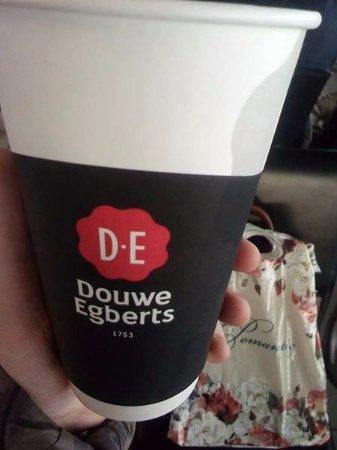 Amstelveen, The Netherlands: Кофе с собой