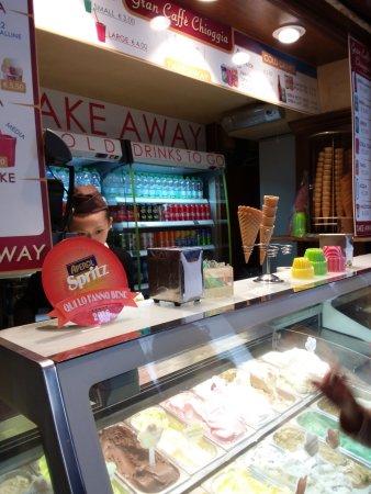 Gran Caffe Chioggia : Gelateria bar chioggia
