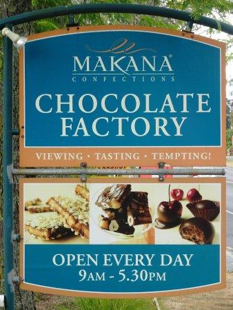 Kerikeri, New Zealand: Makana Chocolate Factory