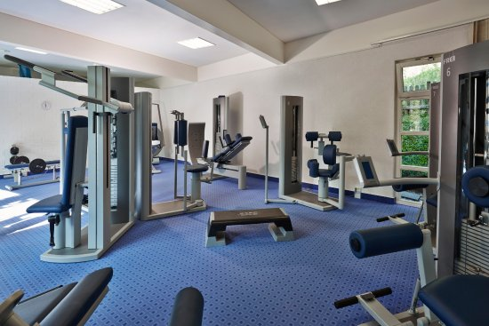 Ferien Residenz Bergfried : Fitnessraum