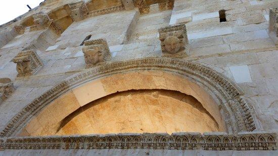 Diokletianpalast: Gargoyles