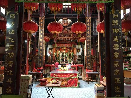 Sin Sze Si Ya Temple : Sin Sze Ya Temple