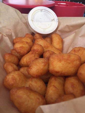 Bridge Tender Inn: Wisconsin Cheese Curds