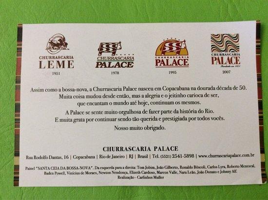 Churrascaria Palace: photo0.jpg