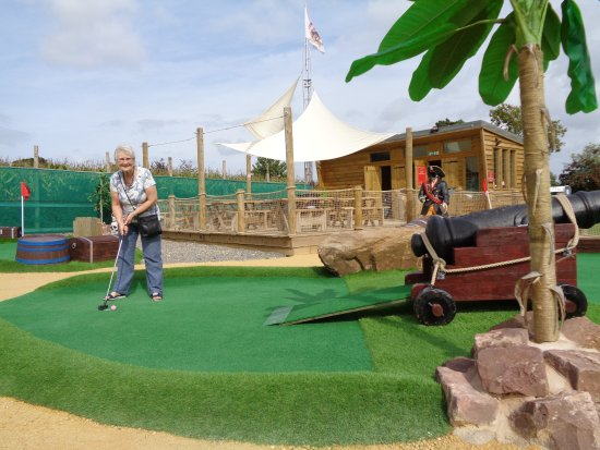 Forest of Dean Adventure Golf