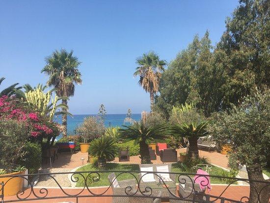vista dalla terrazza - Picture of Residenza Villa Spagnola ...