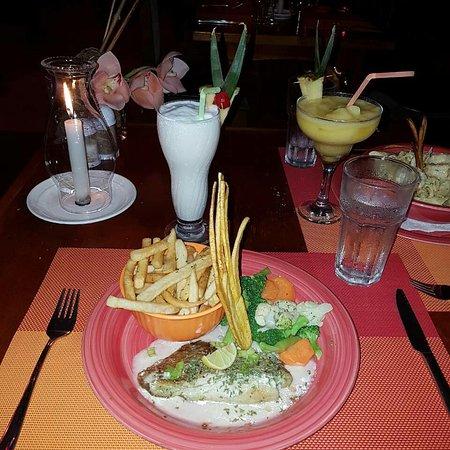 Bon Accord, Tobago: Mesoreen Cafe Bistro