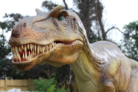 Pine Mountain, GA: DINO VILLAGE
